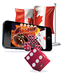 mobile casinos and canada laws