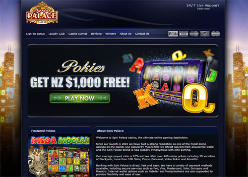 spin palace casino email